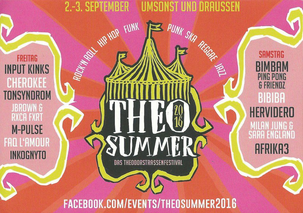Theo Summer 2016